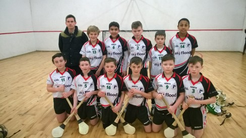 shinrone indoor hurling 2 2015